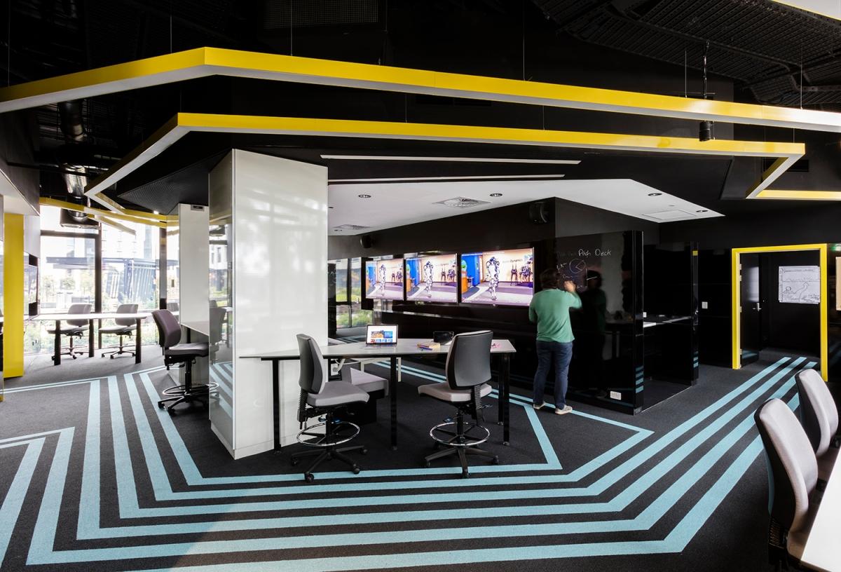Digital innovation lab ds architects for Innovation lab
