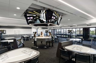 Next Generation LearningSpaces